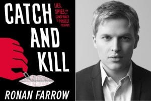 Catch and Kill by Ronan Farrow