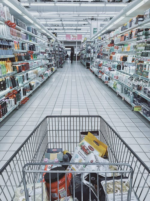 Fear, Loss, & the Grocery Store